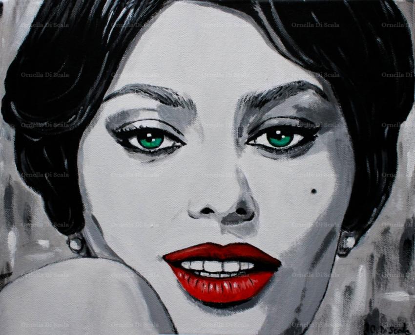 Sophia Loren par velvetdressx